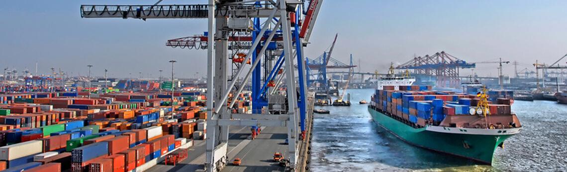 Hafen Logistik