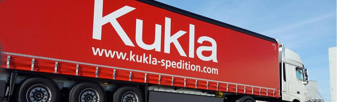 LKW Kukla Logistik Verkehre
