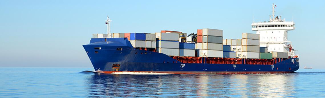 Übersee Verkehre Logistik